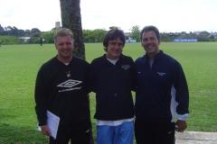 Coach,_Cole,_and_Skip_Grossman