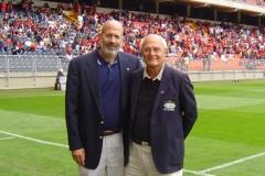 Miguel_and_Al_Albert_at_Stadium
