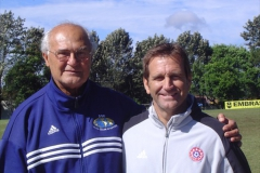 Miguel_and_Randy_Waldrum_(Coach_at_Notre_Dame)